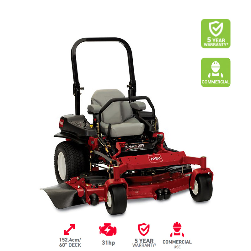 "60""  - 152 cm Toro Z Master 6000 Series Zero Turn Mower"