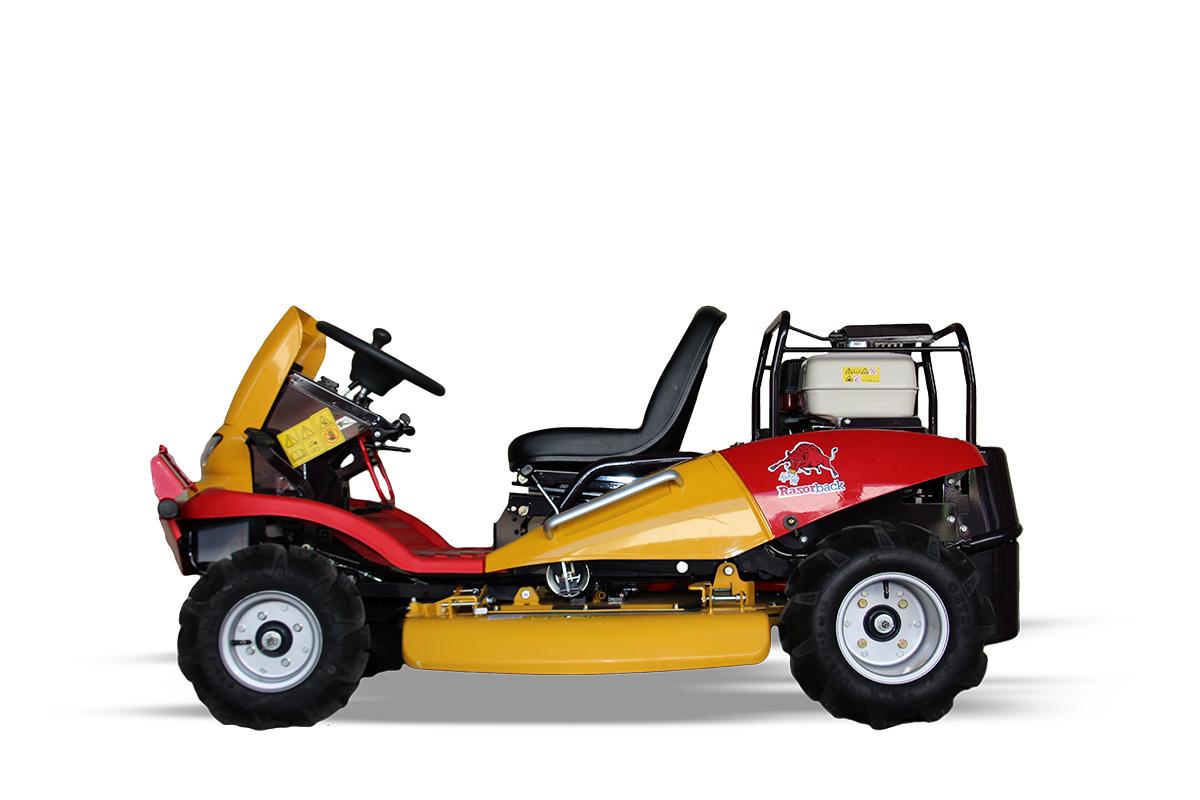 CM1401H Razorback 2WD all terrain mower