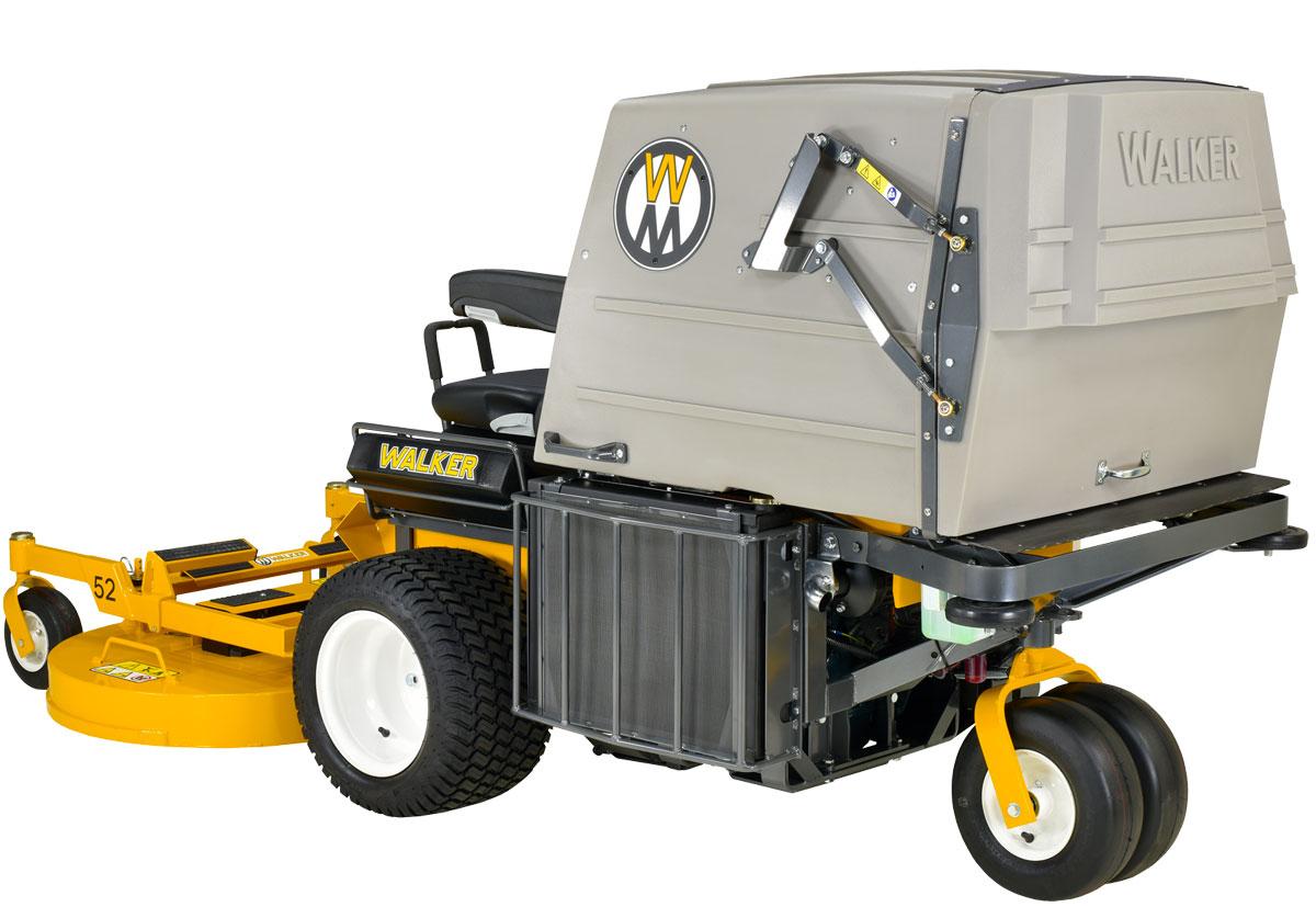 MD21 large 10 bushel catcher for commercial applications