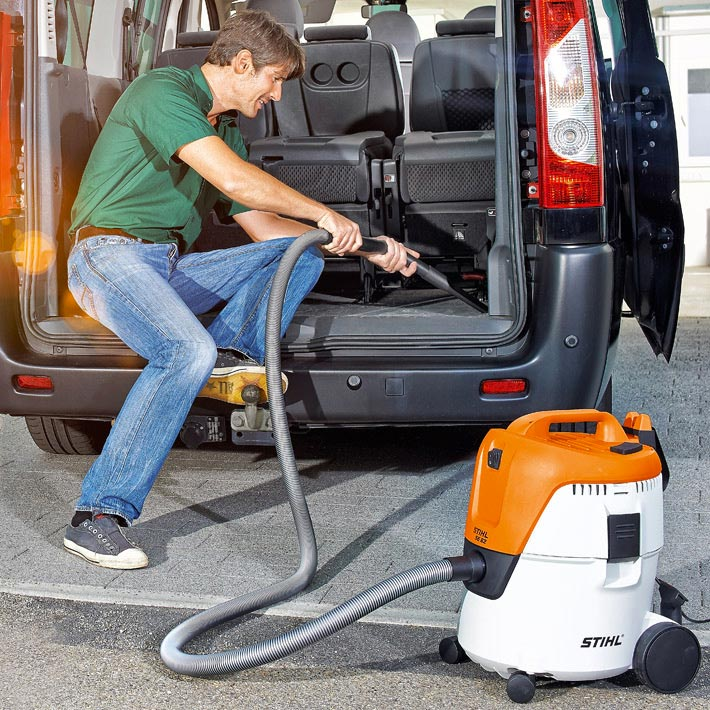 Stihl SE 62 Electric Wet & Dry Vacuum Cleaner