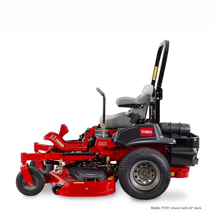 "60"" Toro Z Master 6000 Series MyRide® Commercial Zero Turn Mower"