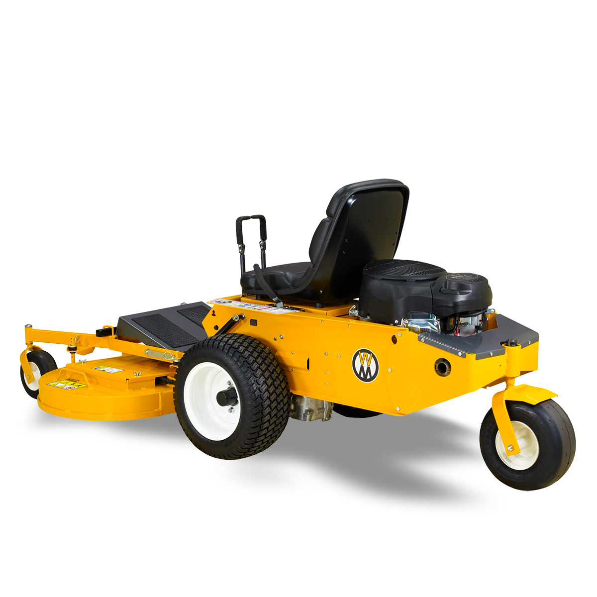 Walker Mower Model RS42R - 42 inch - rear LHS