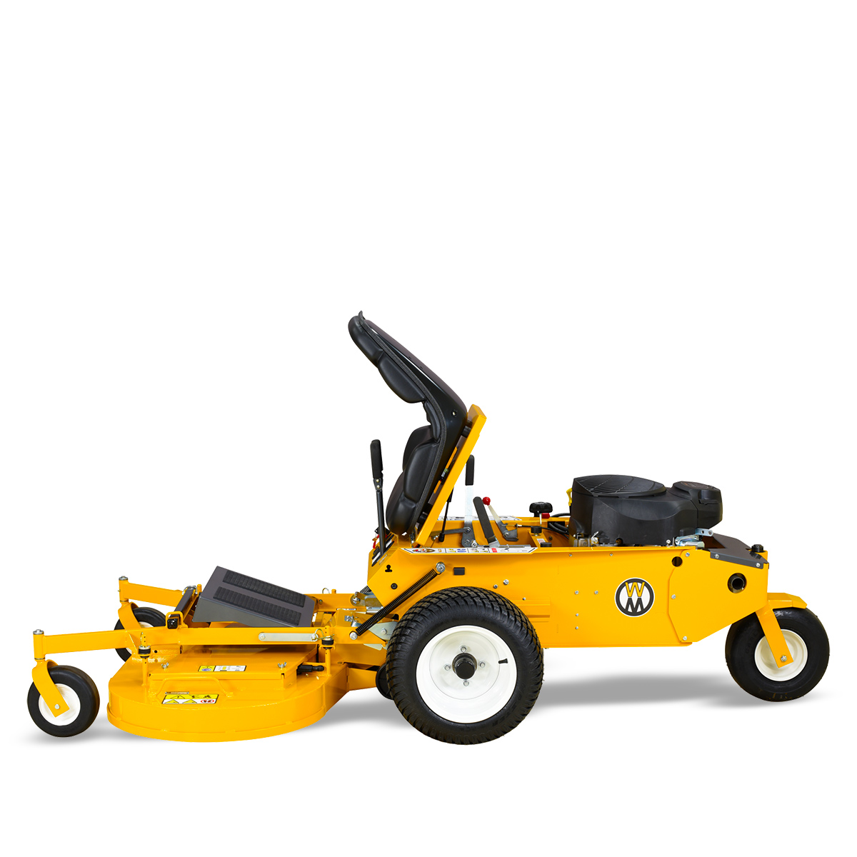 Walker Mower Model RS48R - 48 inch side discharge