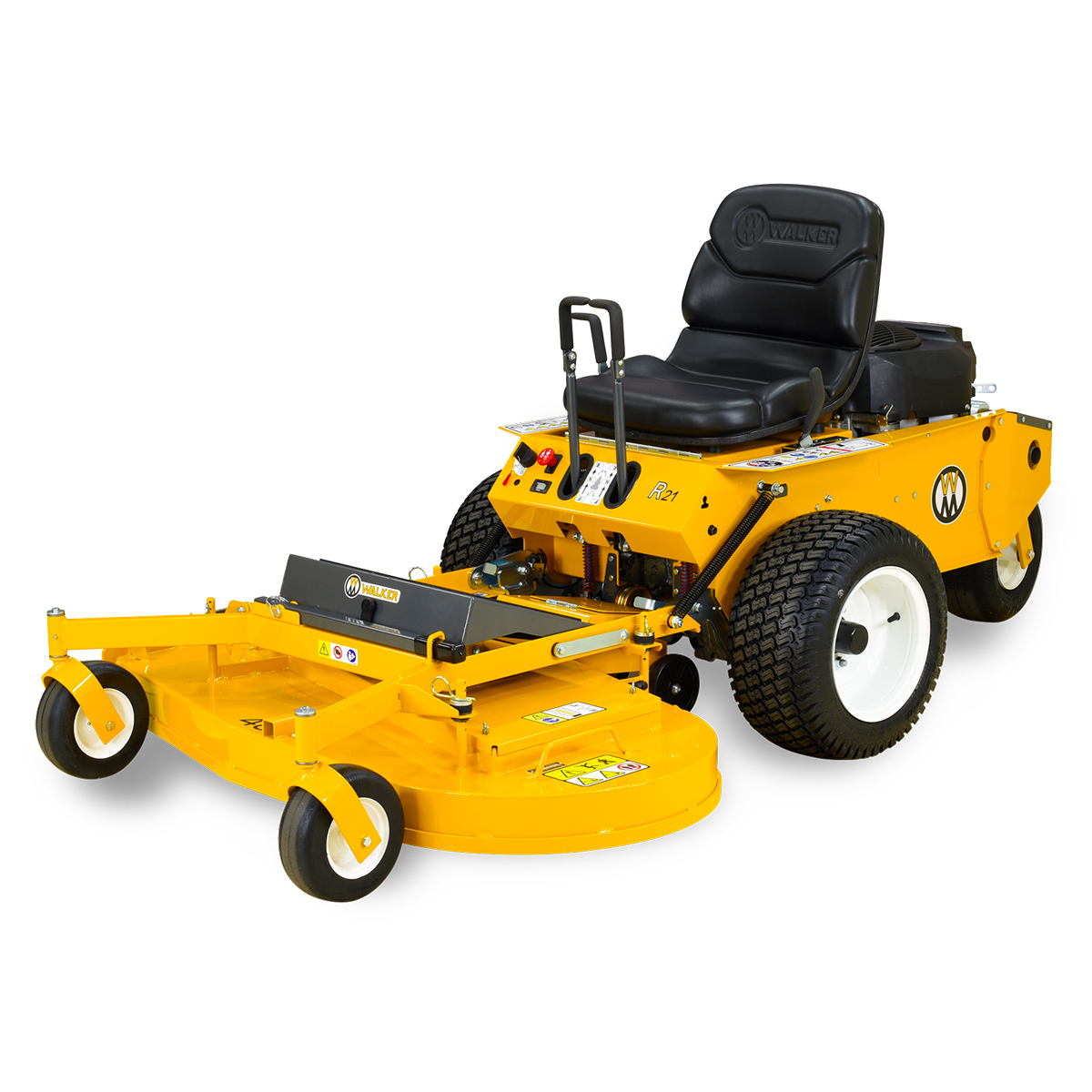 Walker Mower Model RS42R - 42 inch side discharge