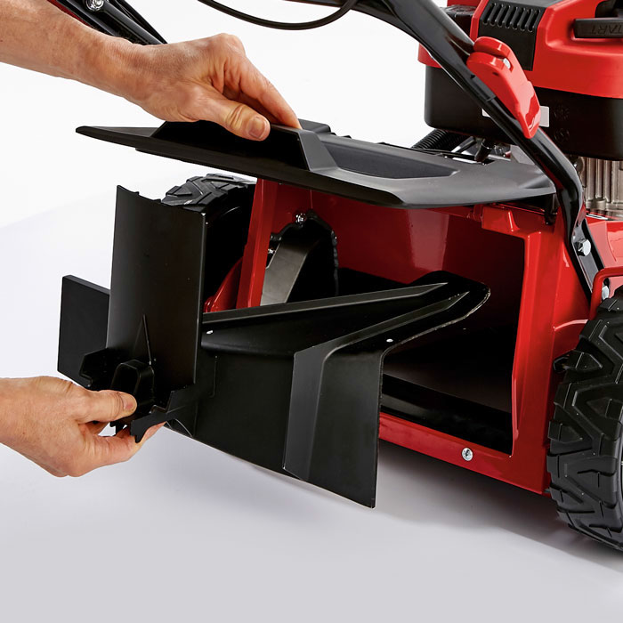 "19"" Rover Pro Cut 710 Alloy Deck Lawn Mower"