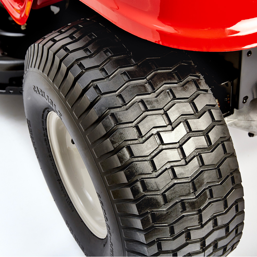 "38"" Rover Raider turf safe tyres"