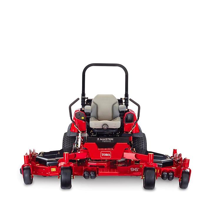 """96"""" - 244 cm Toro Z Master 7500-D Series Diesel Mower"""