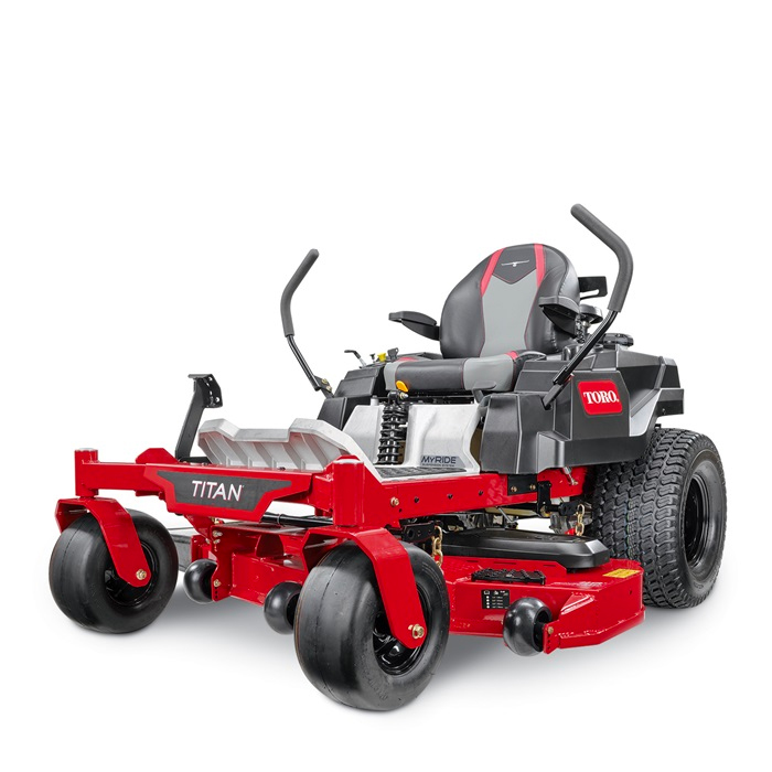 48 inch cut Toro Titan® Myride® Zero Tuen Mower