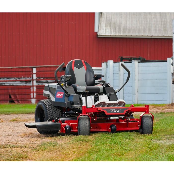 48 inch deck Toro Titan® Myride® Suspension ZTR