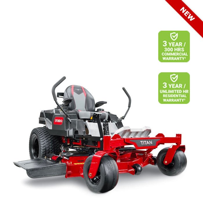 "54"" - 137 cm Toro Titan Myride® Zero Turn Mower"