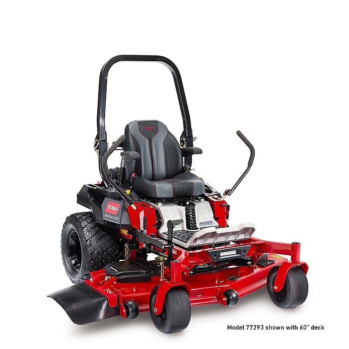"""52"""" Toro Z Master® 2000 HDX 52 MyRide® Zero Turn Mower"""