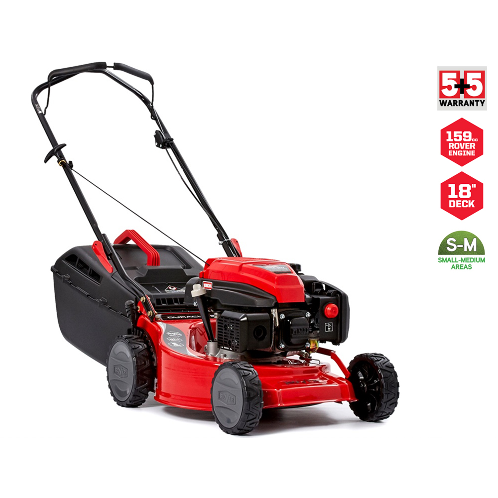 18 inch - 46 cm Rover Duracut 820 Lawn Mower