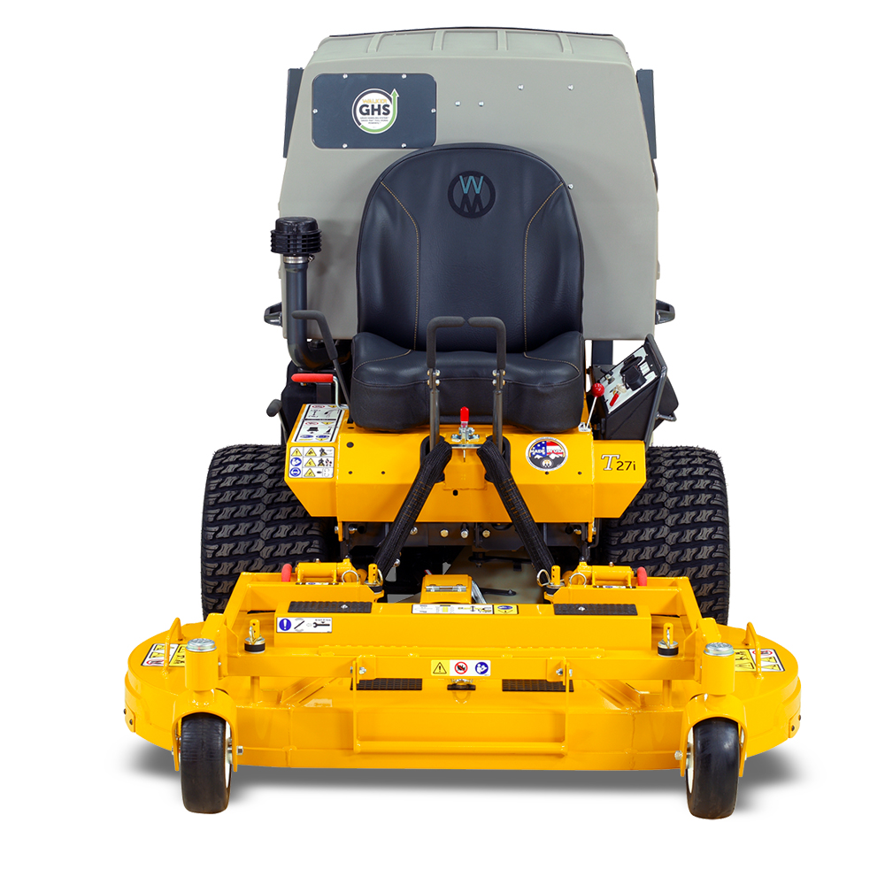 MT27i Walker outfront mower