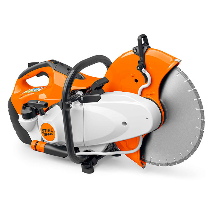 Stihl TS 440 Cut-Off Saw For Limited Access Cuts