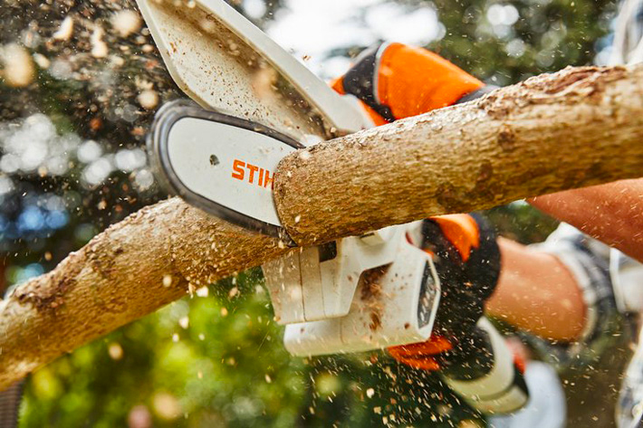 A handy personal battery tool - Stihl GTA 26 Garden Pruner