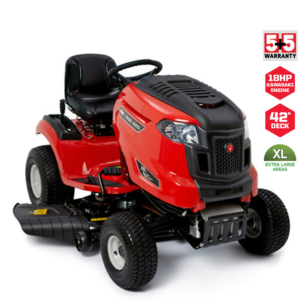 """42"""" Rover Lawn King 18-42 Ride on Lawn Mower"""