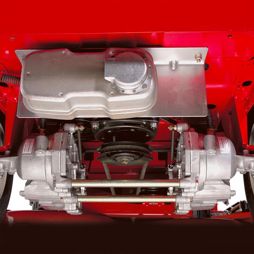 underbody - transmission drive train