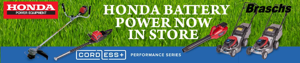 Honda Battery Range of Products