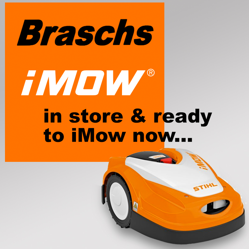 iMow now in store