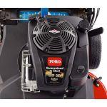 Powerful 13.5 Nm Gross Torque Briggs & Stratton® 223cc OHV engine