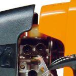 Manual fuel pump (Purger Bulb)