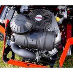 23.5 HP* Kawasaki® Engine