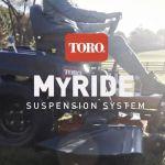 MyRIDE® Suspension System