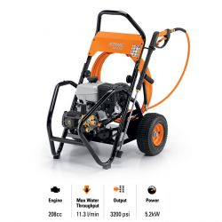 Stihl RB 600 Petrol High Pressure Cleaner