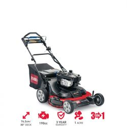 "30"" TimeMaster® - Electric Start - Personal Pace®​ - RWD Mower"
