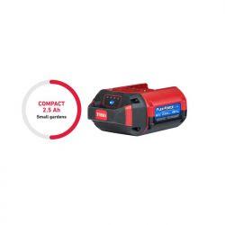 Toro 2.5 Ah 60V MAX Battery