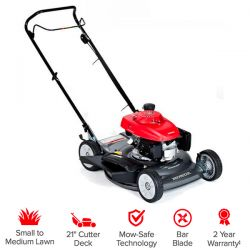 "21"" Honda HRS216 Side Discharge Mower"