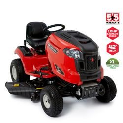 "42"" Rover Lawn King 18-42 Ride on Lawn Mower"